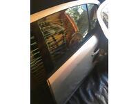 Corsa d 2012 passenger rear door