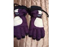Ladies Thermal Ski Gloves
