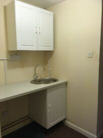 One bed studio lodgings / flat Available in North Camp