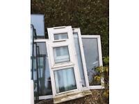PVC windows various