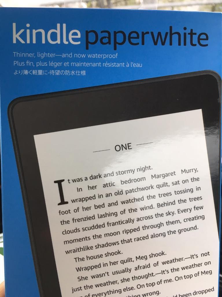 Kindle Paperwhite (2018 edition) | in Bishopston, Bristol | Gumtree