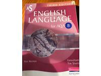 AS English Language By Ron Norman
