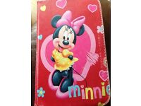 Minnie Mouse tablet cover
