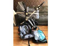 isafe travel system £100