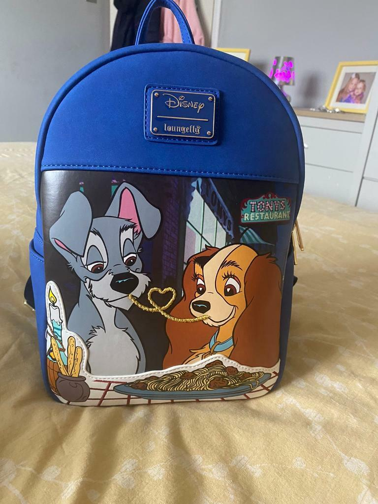 Loungefly Lady And The Tramp Bag In Hull East Yorkshire Gumtree