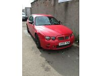 MG ZT 1.8 petrol breaking for parts