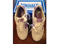 New in box Lonsdale trainer size 5 £15
