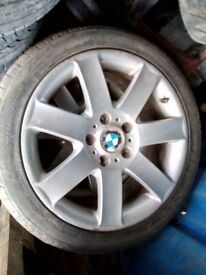 BMW 17 inch alloy wheels for E46 330 cheap