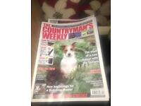 Country mans weekly papers