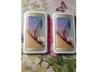 JobLot 25xFULL CURVED 3D TEMPERED GLASS SCREEN PROTECTOR FOR SAMSUNG GALAXY S7 & S6 EDGE