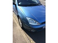 Ford Focus 53 plate