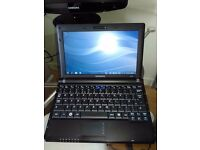 "SAMSUNG NETBOOK 10"" WINDOWS 7 - MS OFFICE"