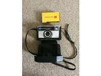 Kodak instamatic Camera and (expired) but unused original unopened film