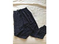 Age 11-12 spotty joggers