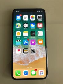iPhone X 64gb Boxed new