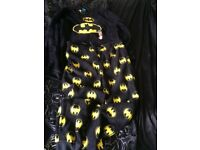 Men's XL batman pyjamas