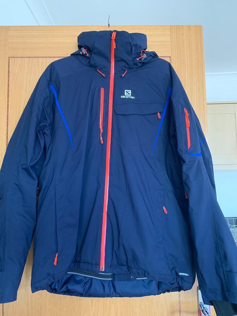 e8d3a9d2ab Salomon brilliant ski jacket   in Cardiff   Gumtree