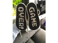 Toddler vans size 5
