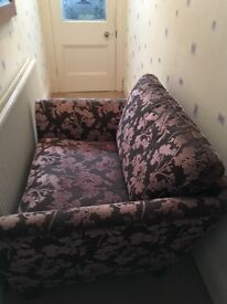 Marks and Spencer love seat excellent condition