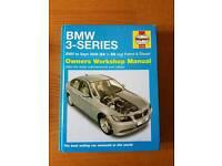 BMW 3 Series E90 E91 Haynes Manual