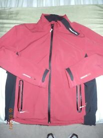 benross showerproof golf jacket