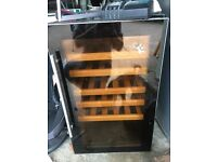 Wine fridge in great condition