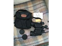 Halina Discovery binoculars