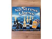 No Stress Chess Board Game