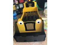 Boys Digger Bed Excellent Condition £70