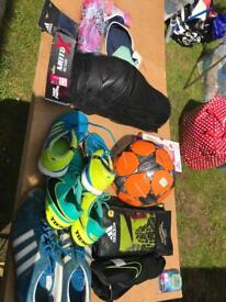 Cat boot job lot over 50% of items brand new £70 includes paste table and storage boxes