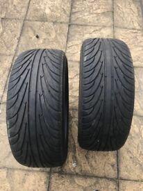 "Various 19"" tyres - 215/35R19 235/35R19"