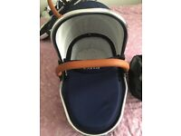 Icandy peach 2016 blossom carrycot royal