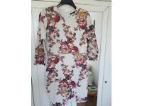 Floral Zara Dress