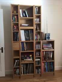 IKEA Billy set of bookcases