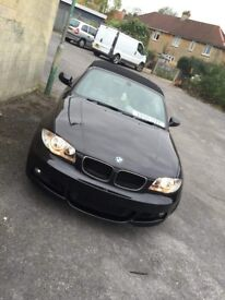 BMW 1 SERIES CONVERTIBLE M SPORT 70K - COUPE