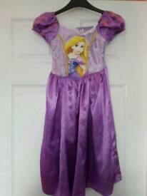Rapunzel fancy dress