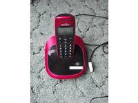 Binatone Zest Cordless phone.