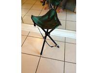 Fishing/camping stool