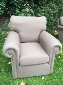 Armchair at £35