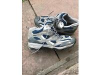 THE NORTH FACE HIKING BOOTS Gore-tex SIZE 10.5 hardly used rrp £130