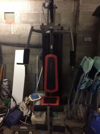 Weider Weights Machine