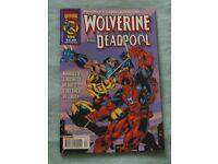 Wolverine and Deadpool - 18 comics