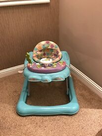 Fisher price Jumparoo & Playmat and Graco Baby Walker