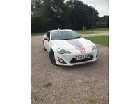 Toyota GT86 Blanco Edition #10 of 100 only **LIMITED EDITION**