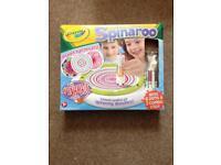 Spinaroo kids creative art set