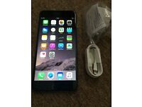 Apple iPhone 6 128gb Grey UNLOCKED