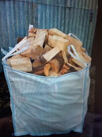 Logs, blocks, sticks, firewood