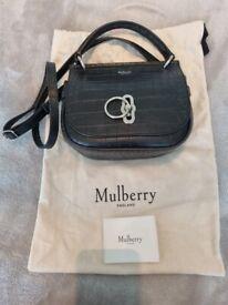 Mulberry Amberley small satchel