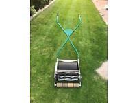 Ransoms Ajax mark 3 push lawnmower