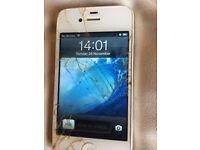 iPhone 4 - Broken screen / Spares / Repair